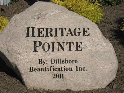 beautification committee rock